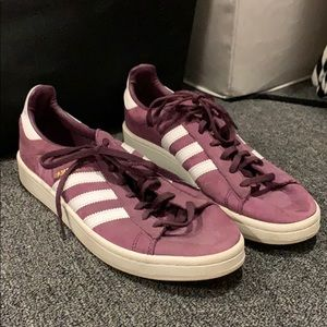 Adidas Suede Campus shoe